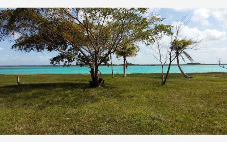 Foto de terreno habitacional en venta en costera sur 6, bacalar, bacalar, quintana roo, 1672288 no 01