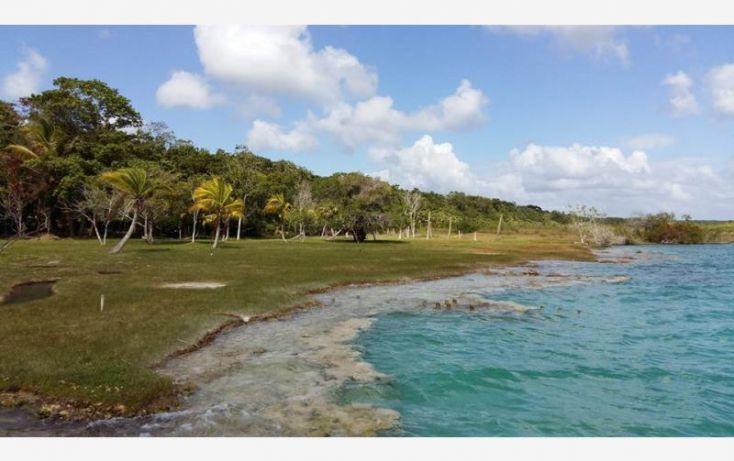 Foto de terreno habitacional en venta en costera sur 6, bacalar, bacalar, quintana roo, 1672288 no 02