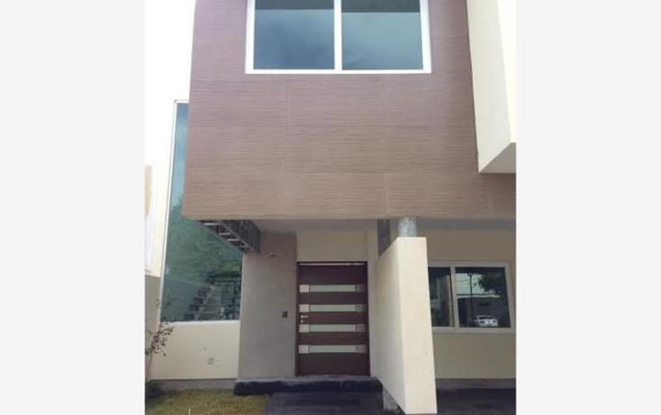Foto de casa en venta en coto los olivos residencial casa o, los olivos, zapopan, jalisco, 1021197 No. 01