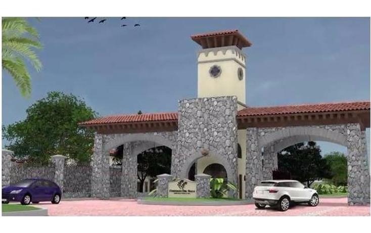 Foto de terreno habitacional en venta en  , country club, metepec, méxico, 1084839 No. 01