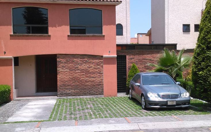 Foto de casa en venta en  , country club, metepec, méxico, 1931118 No. 01