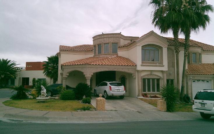Foto de casa en venta en  , country club san francisco, chihuahua, chihuahua, 1059633 No. 01