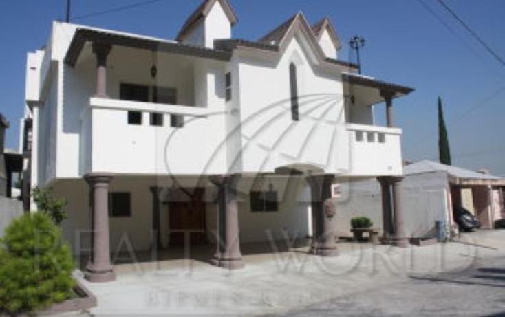 Foto de casa en venta en  , country la silla sector 8, guadalupe, nuevo le?n, 1581114 No. 01