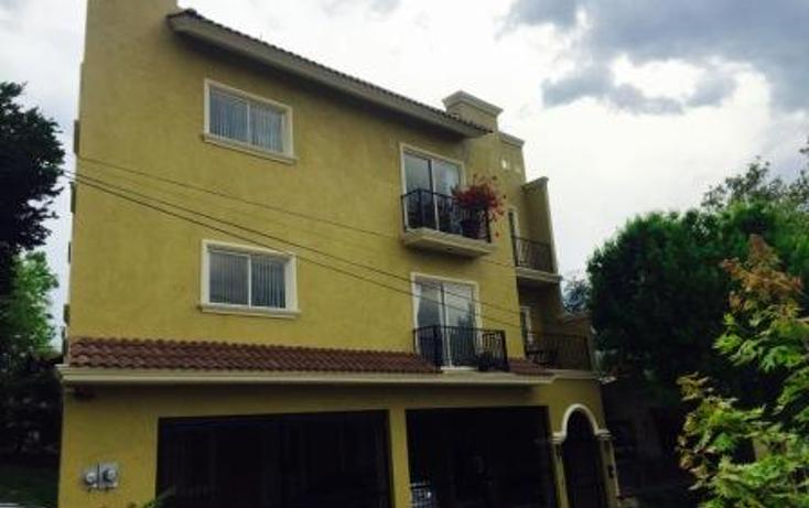 Foto de casa en venta en  , country los nogales, guadalupe, nuevo león, 1691478 No. 01