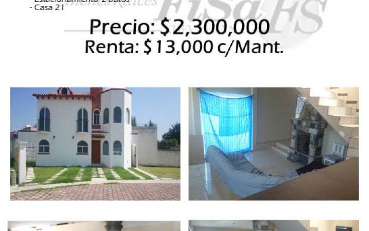 Foto de casa en renta en, country, san juan del río, querétaro, 1631032 no 01