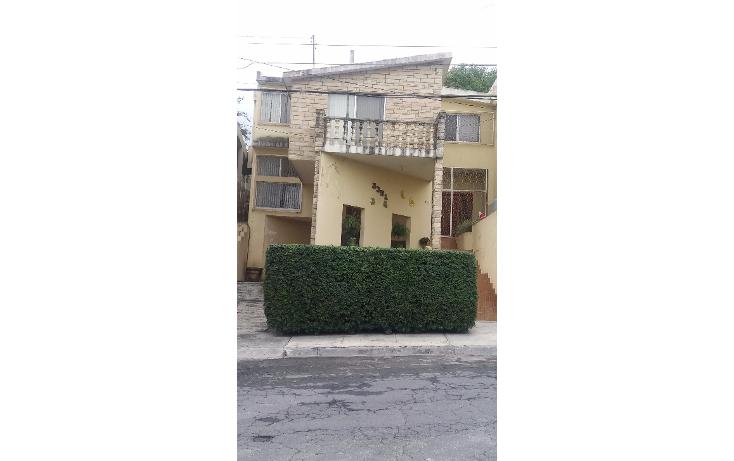 Foto de casa en venta en  , country sol, guadalupe, nuevo león, 1087889 No. 01