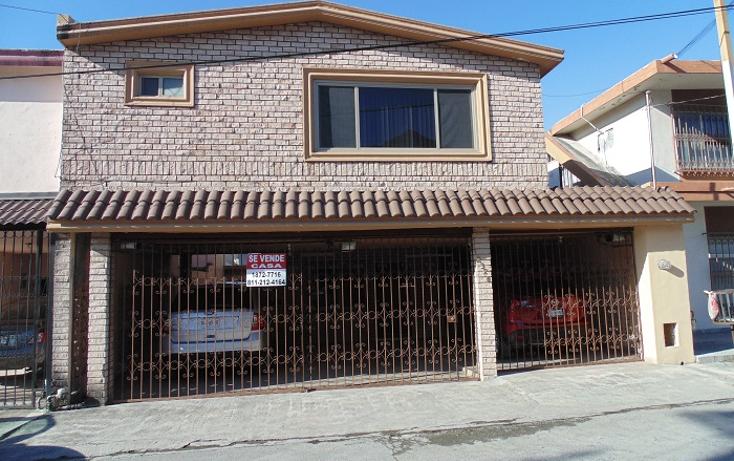 Foto de casa en venta en  , country sol, guadalupe, nuevo león, 1272995 No. 01