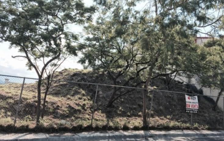 Foto de terreno habitacional en venta en  , country sol, guadalupe, nuevo león, 1330577 No. 01