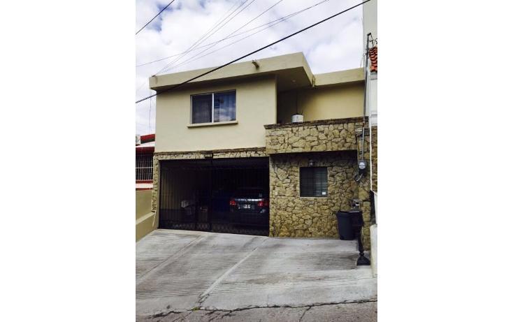 Foto de casa en venta en  , country sol, guadalupe, nuevo león, 1931780 No. 01