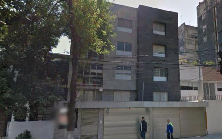 Foto de departamento en venta en coyoacan 2000, del valle centro, benito juárez, distrito federal, 2779097 No. 01