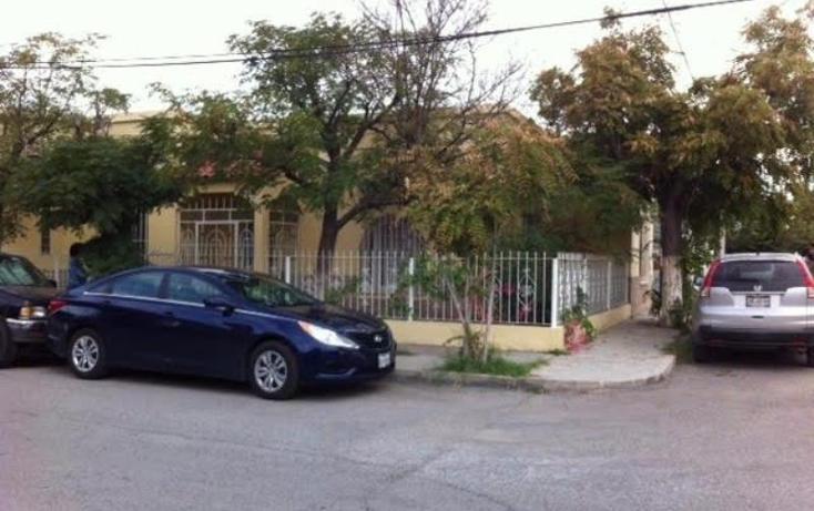 Foto de casa en venta en coyoacan y colombia 128, hidalgo, juárez, chihuahua, 0 No. 01