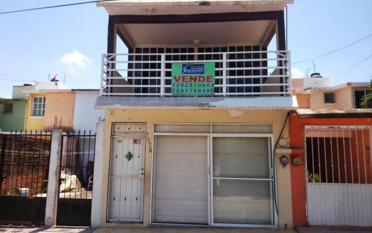 Foto de casa en venta en  , coyol seccion a, veracruz, veracruz de ignacio de la llave, 765465 No. 01
