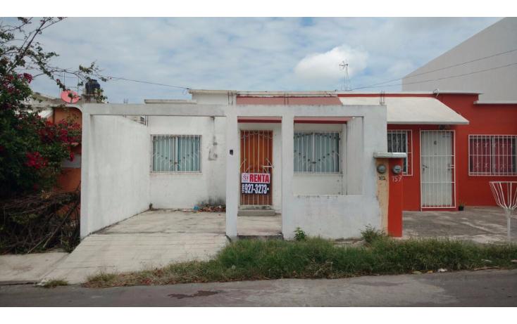 Foto de casa en renta en  , coyol zona c, veracruz, veracruz de ignacio de la llave, 1760468 No. 01
