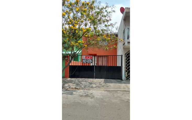 Foto de casa en venta en  , coyol zona d, veracruz, veracruz de ignacio de la llave, 1568730 No. 01