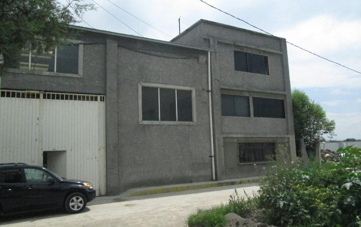 Foto de nave industrial en venta en  , coyotepec, coyotepec, méxico, 1708866 No. 01