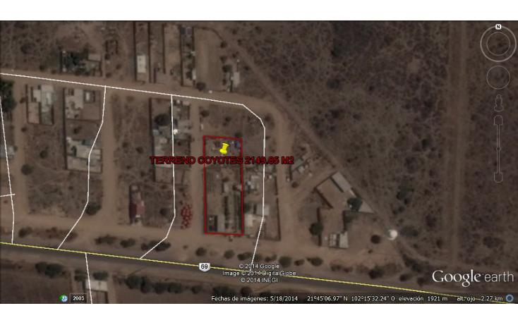 Foto de terreno comercial en venta en  , coyotes sur, aguascalientes, aguascalientes, 1181307 No. 03