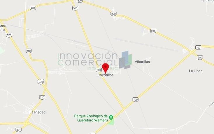 Foto de terreno industrial en renta en, coyotillos, el marqués, querétaro, 915335 no 02