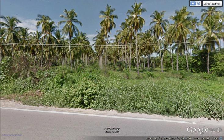 Foto de terreno comercial en venta en  , coyuca de benítez centro, coyuca de benítez, guerrero, 1079301 No. 01