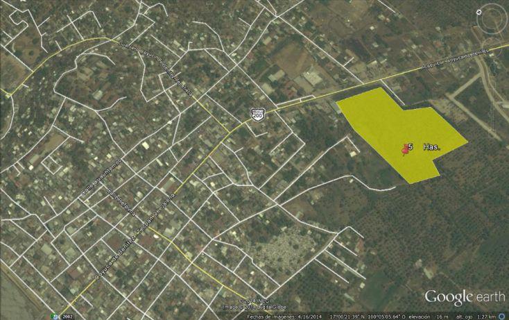 Foto de terreno comercial en venta en, coyuca de benítez centro, coyuca de benítez, guerrero, 1113291 no 03