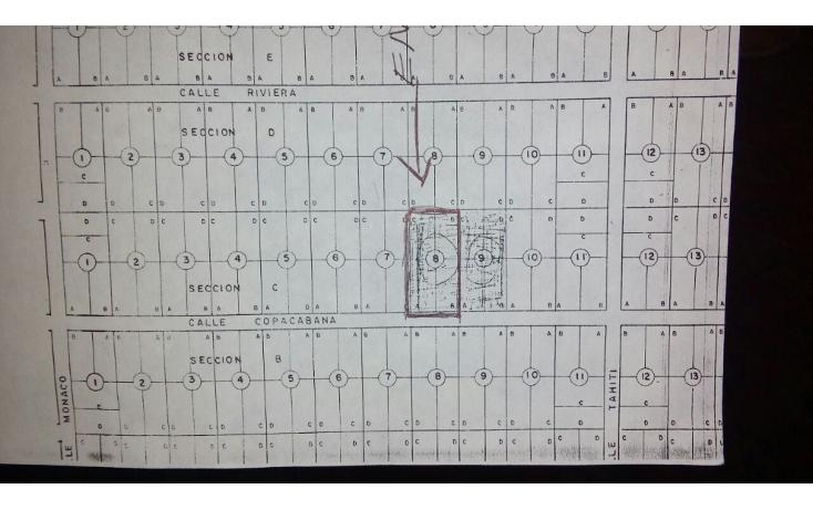 Foto de terreno habitacional en venta en  , coyuca de benítez centro, coyuca de benítez, guerrero, 1930772 No. 03