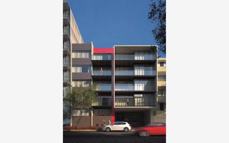 Foto de departamento en venta en cozumel 23, roma norte, cuauhtémoc, distrito federal, 2209126 No. 01
