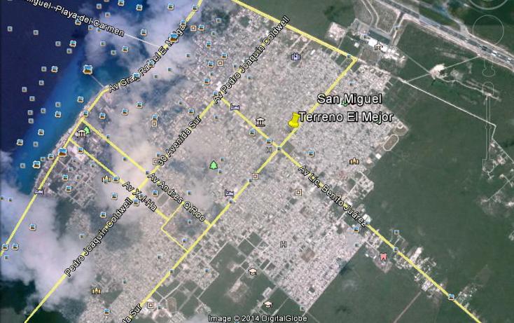 Foto de terreno comercial en renta en  , cozumel centro, cozumel, quintana roo, 1137195 No. 06