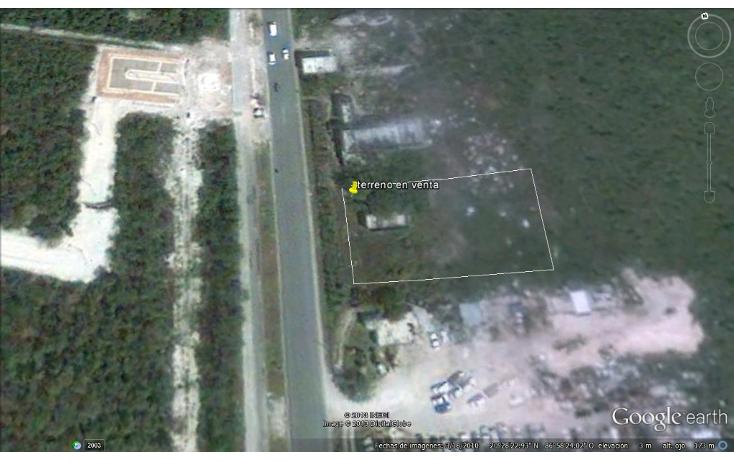 Foto de terreno comercial en venta en  , cozumel centro, cozumel, quintana roo, 1203975 No. 03