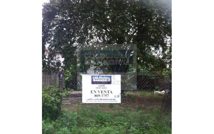Foto de terreno comercial en venta en  , cozumel centro, cozumel, quintana roo, 1852720 No. 03