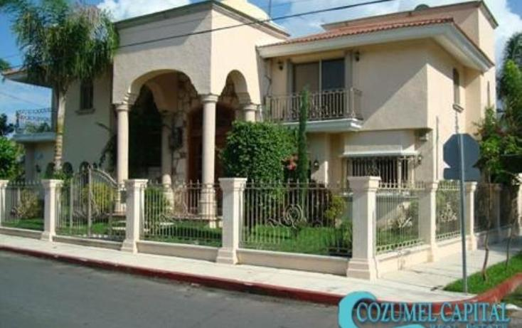Foto de casa en venta en villa elegancia, boulevard aeropuerto esquina 15 avenida norte , cozumel, cozumel, quintana roo, 1138753 No. 01