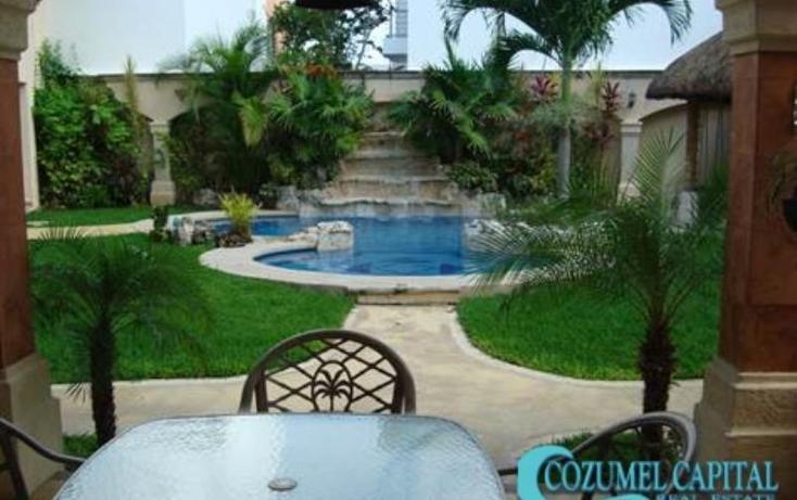 Foto de casa en venta en villa elegancia, boulevard aeropuerto esquina 15 avenida norte , cozumel, cozumel, quintana roo, 1138753 No. 04