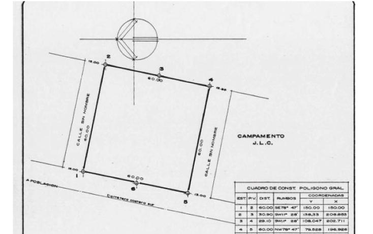 Foto de terreno habitacional en venta en  , cozumel, cozumel, quintana roo, 1171819 No. 04