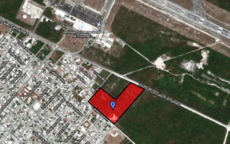 Foto de terreno comercial en venta en, cozumel, cozumel, quintana roo, 1418487 no 01