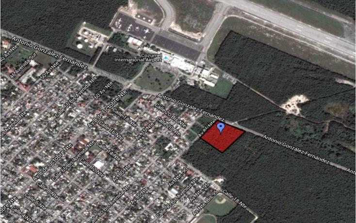 Foto de terreno habitacional en venta en  , cozumel, cozumel, quintana roo, 2631575 No. 02