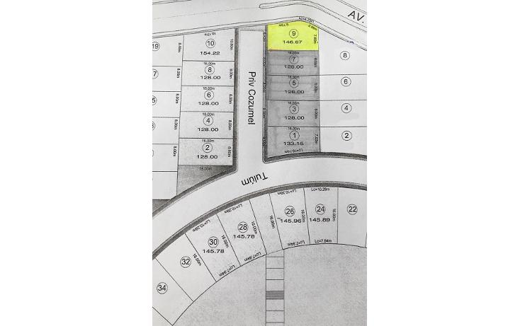 Foto de terreno habitacional en venta en cozumel parque quintana roo 9, lomas de angelópolis ii, san andrés cholula, puebla, 3432978 No. 01