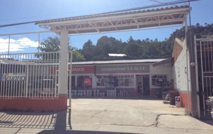 Foto de local en venta en, creel, bocoyna, chihuahua, 895103 no 01