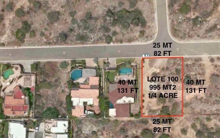 Foto de terreno habitacional en venta en  , el tezal, los cabos, baja california sur, 1736480 No. 09