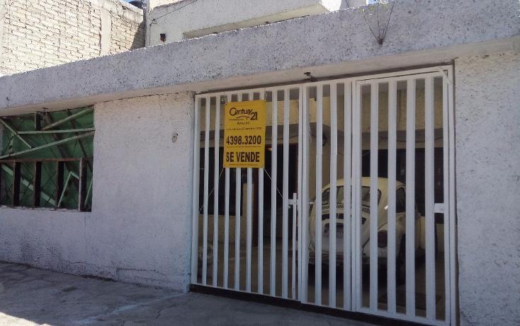 Foto de casa en venta en  , jardines de aragón, ecatepec de morelos, méxico, 1717604 No. 01