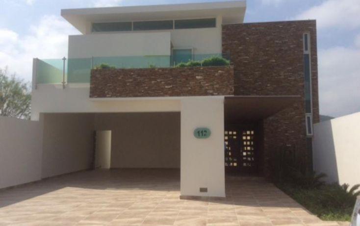 Foto de casa en venta en cristal de vohran, campestre los cristales, monterrey, nuevo león, 1326387 no 01