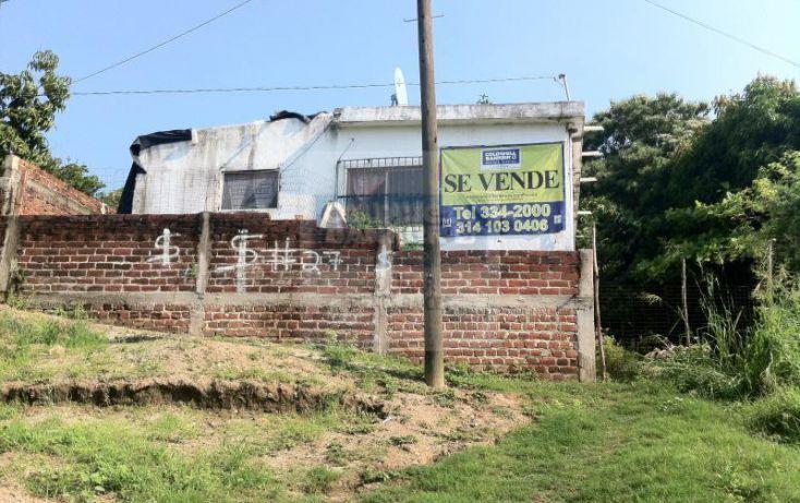 Foto de terreno habitacional en venta en cristbal coln 27a, pedro núñez, manzanillo, colima, 1652905 no 01