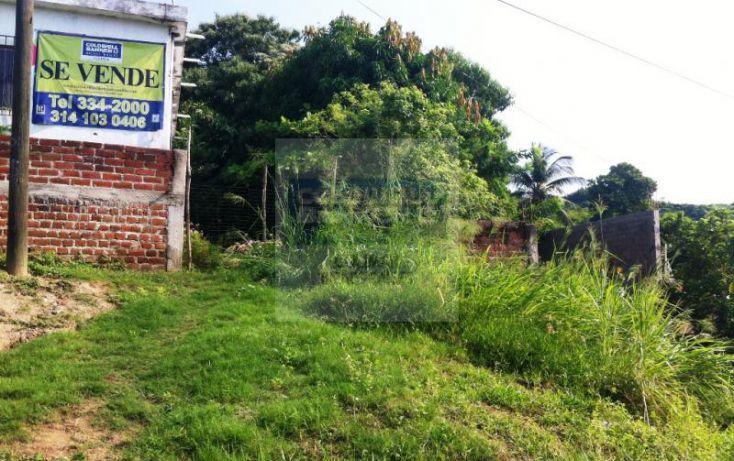 Foto de terreno habitacional en venta en cristbal coln 27a, pedro núñez, manzanillo, colima, 1652905 no 02