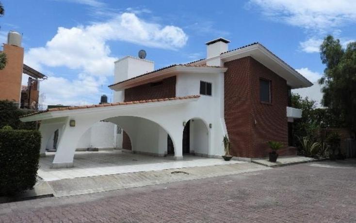Foto de casa en renta en cristóbal colón 90, santa cruz buenavista, puebla, puebla, 2083590 No. 01