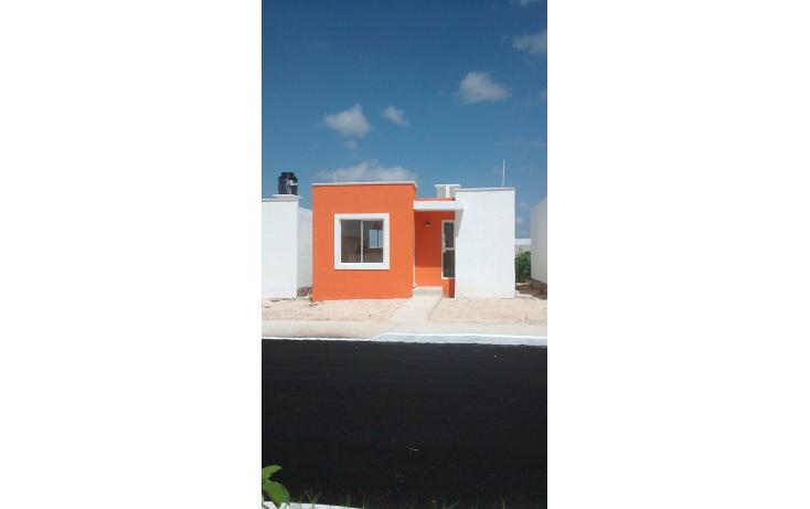 Foto de casa en venta en  , croc, kanas?n, yucat?n, 1320311 No. 01