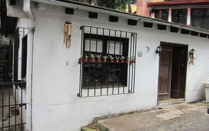 Foto de casa en venta en cruz blanca 34, el tianguillo, cuajimalpa de morelos, distrito federal, 2131672 No. 03