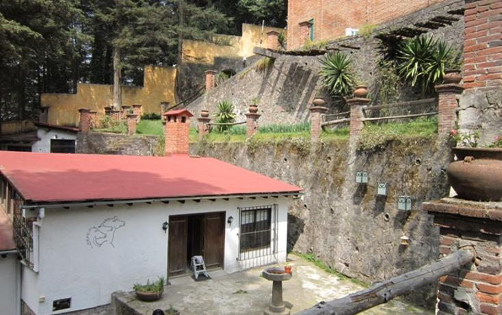 Foto de casa en venta en cruz blanca 34, el tianguillo, cuajimalpa de morelos, distrito federal, 2131672 No. 10