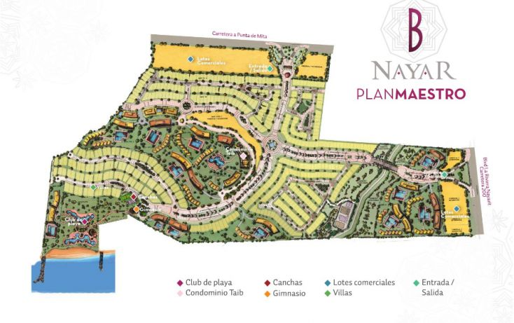 Foto de terreno habitacional en venta en, cruz de huanacaxtle, bahía de banderas, nayarit, 1759316 no 03