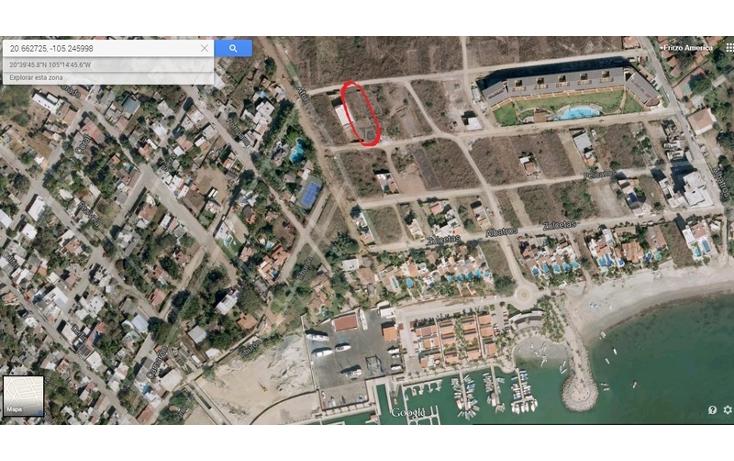 Foto de terreno habitacional en venta en  , cruz de huanacaxtle, bah?a de banderas, nayarit, 859215 No. 01
