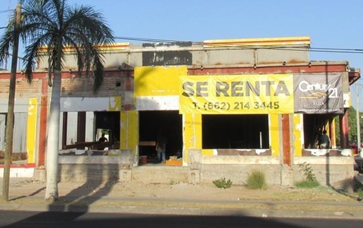 Foto de terreno habitacional en renta en  , cruz g?lvez, hermosillo, sonora, 1972970 No. 01