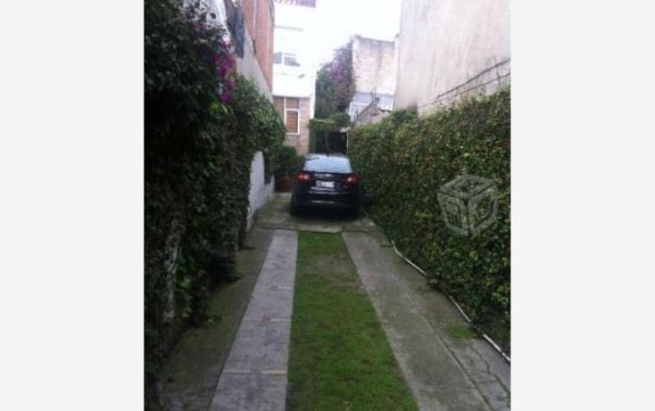 Foto de casa en venta en cruz verde 8, san jer?nimo l?dice, la magdalena contreras, distrito federal, 2023878 No. 01