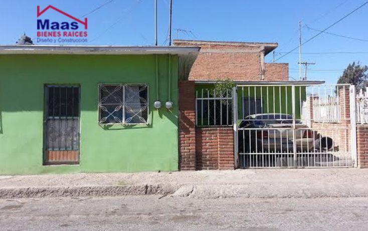 Foto de casa en venta en, ctm, meoqui, chihuahua, 1667106 no 01