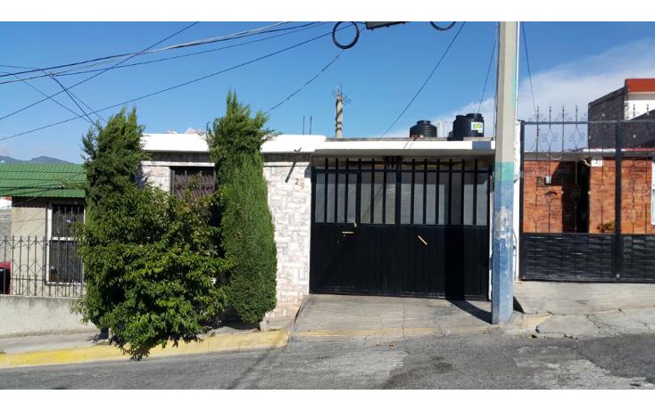 Foto de casa en venta en  , c.t.m., mineral de la reforma, hidalgo, 1265761 No. 01